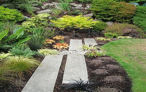 rock pathway ideas garden ideas categories perennial garden perennial
