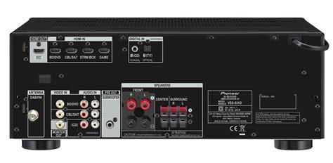 vsx  av receivers products pioneer home audio visual