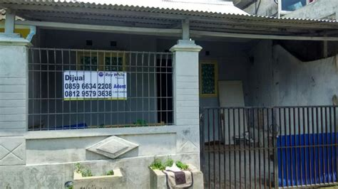 Jual Rumah Di Bilabong rumah dijual bilabong permai bojonggede