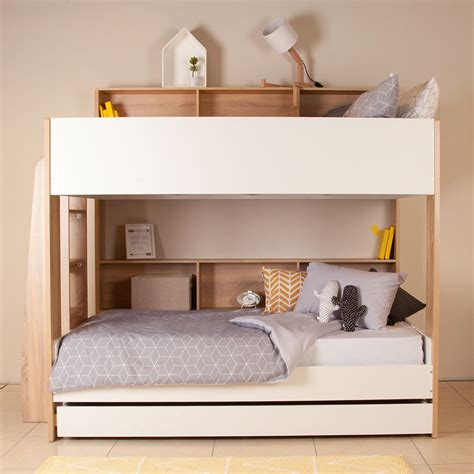 Bunk Bed by Adventure 3 Sleeper Bunk Bed 3 4 Bunk Clever Monkey