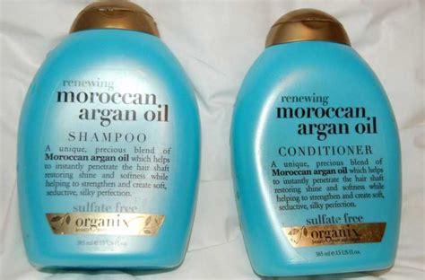 Shoo Ix Timeless Care organix moroccan shoo and conditioner organix renewing moroccan argan conditioner
