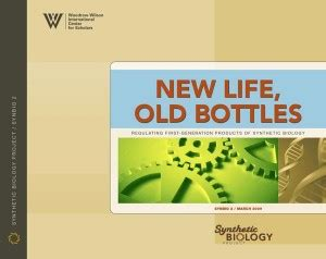 Synbio Ready are we ready for synthetic biology 2020 science2020 science