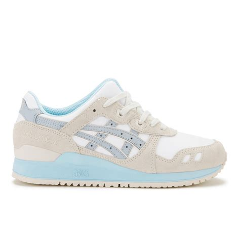 Asics Gel Lyte Iii Grey Light Blue asics lifestyle s gel lyte iii blue pack