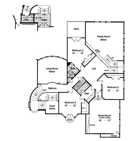 floor plan versailles versailles 4152 4 bedrooms and 3 baths the house designers
