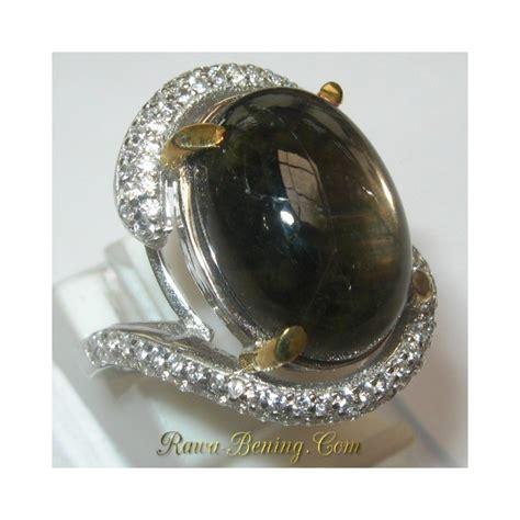 Cincin Silver Batu Hitam jual cincin wanita silver 925 black sapphire