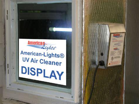 uv light hvac home depot lights uv air cleaner home depot display