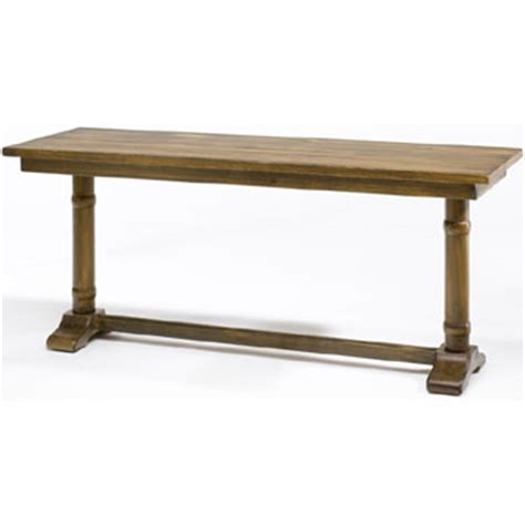 Trestle Console Table Trestle Console Table Country Furniture Made In Country Style Of Antiques