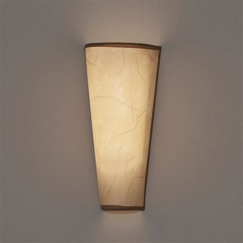 rice paper wall l it s exciting lighting 7 light rice paper wall sconce