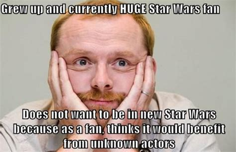 Simon Meme - good guy simon pegg weknowmemes