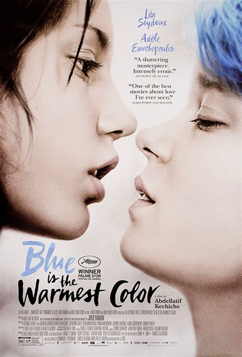 blue is the warmest color blue is the warmest color 2013 u s one sheet poster