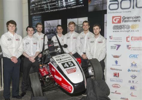 design engineer jobs aberdeen aberdeen university engineers prepare for race of a