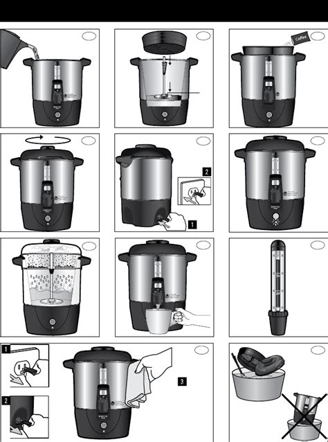 hamilton beach water heater instructions ge 40 cup coffee urn manual free programs utilities and
