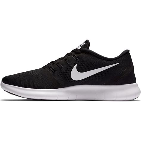 black nike running shoes running shoes s nike free rn black buy now