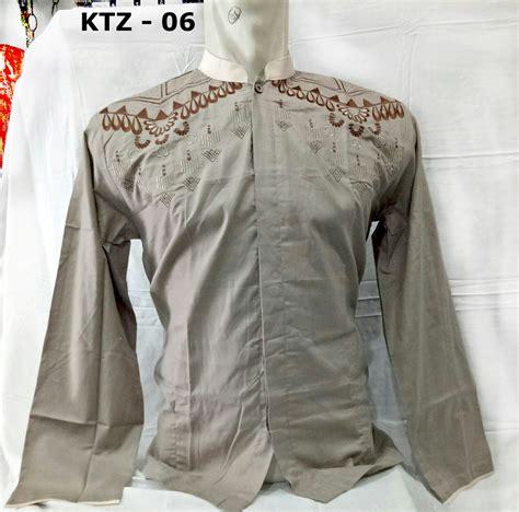 Model Baju Koko Panjang Baju Koko Terbaru Model 2018 Lengan Panjang Modern