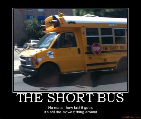 Short Bus Meme - juliebat autism social skills and random thoughts