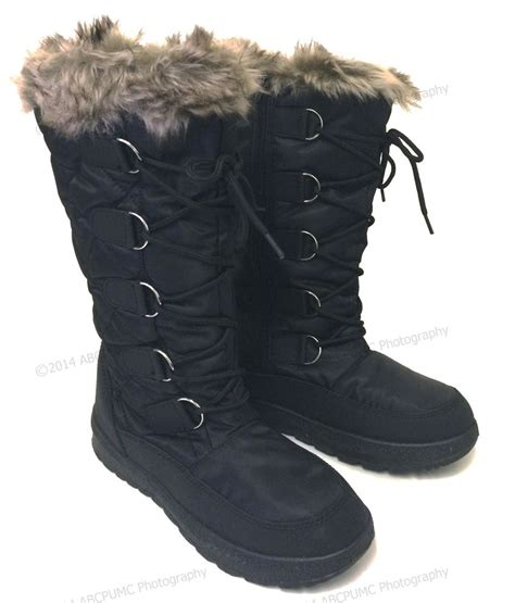 winter boots s winter boots snow fur warm insulated waterproof
