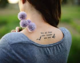 Famous quote tattoos for women tattoo designs piercing body art