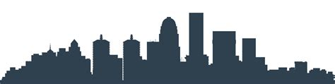 Louisville Ky Skyline Outline by Louisville Home Care Locations Bluebird Homecare