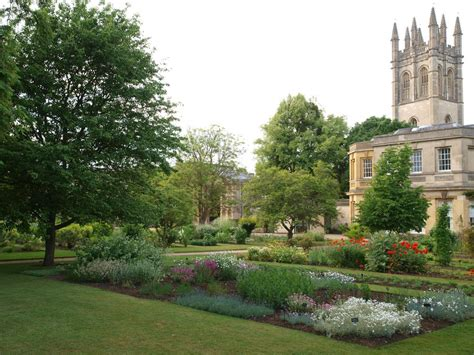 Oxford Botanic Garden 50 Most Stunning University Gardens And Arboretums