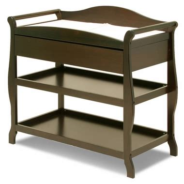 Storkcraft Change Table Storkcraft Aspen Changing Table In Espresso Free Shipping