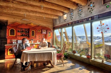 Yurt Home Floor Plans by The Future Of Green Living Earthships Theguidedlife