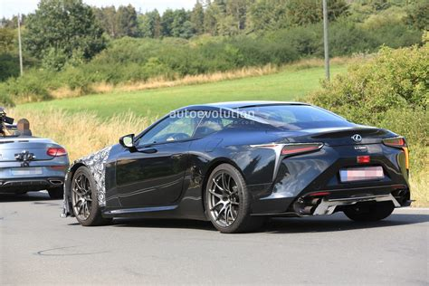 Lexus F 2020 by 2020 Lexus Lc F Spied For The Time Looks To Become