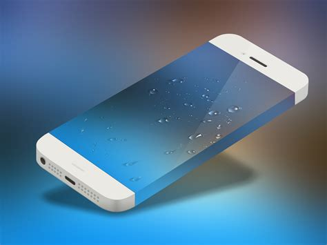 Deviantart Iphone 7 Wallpaper by Water Droplets Ios7 Wallpaper By Zndeviantart On Deviantart