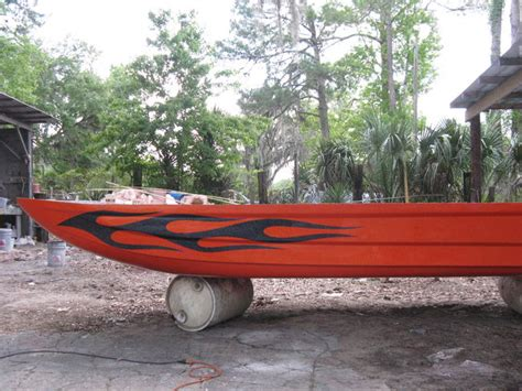 color fade on fiberglass boat southern airboat