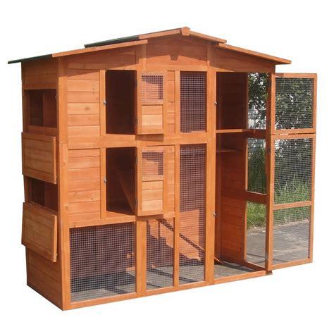 frettchen stall selber bauen h 252 hnerstall holz h 252 hnerhaus legenest kaninchenk 228 fig
