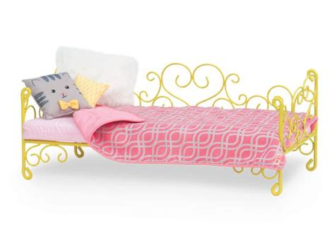 our generation doll bed scrollwork bed our generation dolls ag house