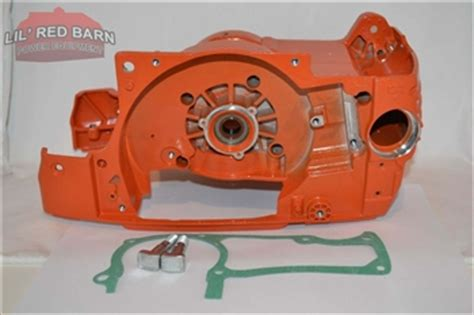 Husqvarna And Jonsered Crank Case With Gasket
