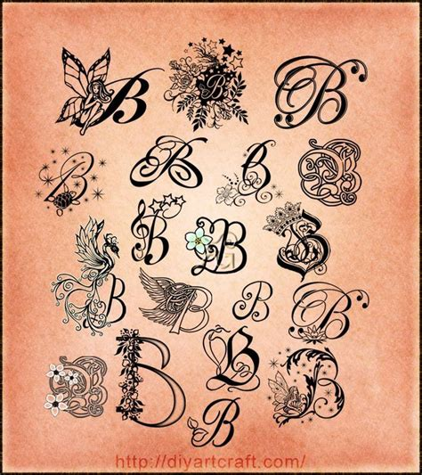 tattoo fonts letter c letter b tattoo fonts www pixshark com images