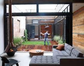 House With Courtyard Courtyards