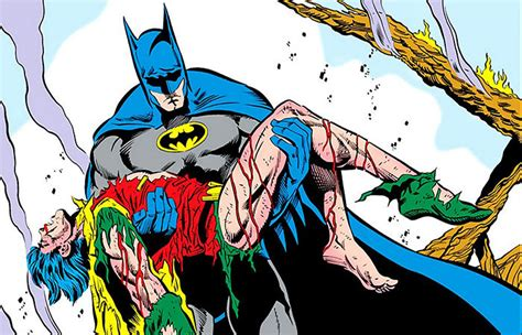 batman a in the family batman to feature collider