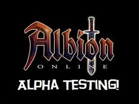 Albion Online Key Giveaway - albion online alpha test key giveaway info youtube
