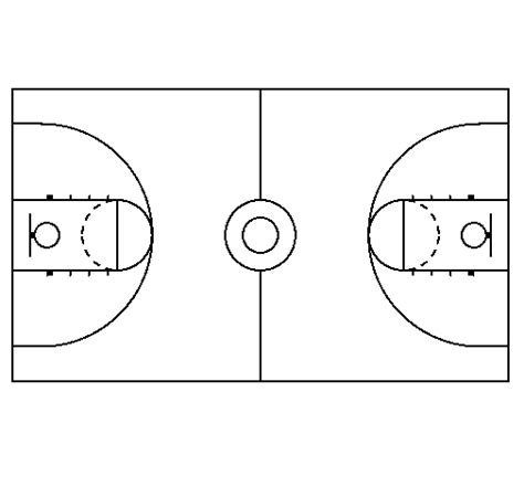 coloring pages basketball court court coloring page coloringcrew com
