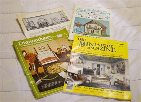 dolls house catalogue free 1000 images about miniature catalogs on pinterest catalog miniature furniture and