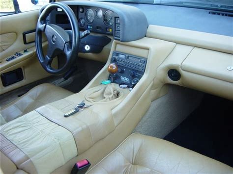 how cars run 1987 lotus esprit interior lighting 1988 lotus esprit interior pictures cargurus