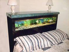 fish tank bed frame fish tank bed on pinterest