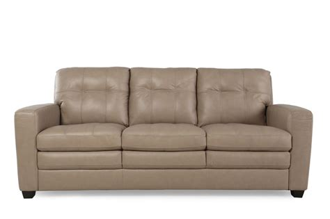 boulevard beige sofa mathis brothers furniture