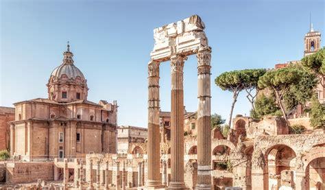forum romain  rome ce quil faut savoir sur cette