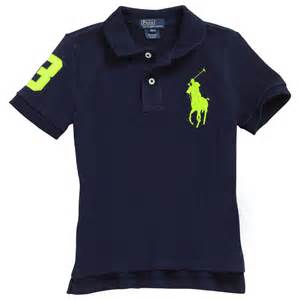 navy blue polo shirt ralph lauren for boys melijoe com