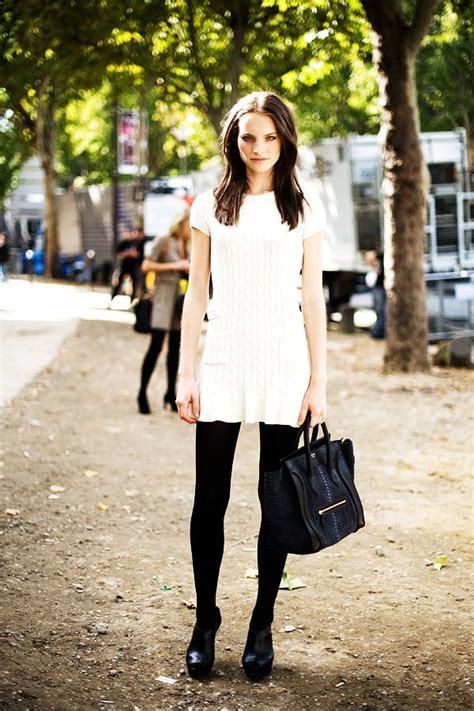8 Tips For Wearing The Lwd by Out Your Lwd 7 Tips On How To Wear White In Winter
