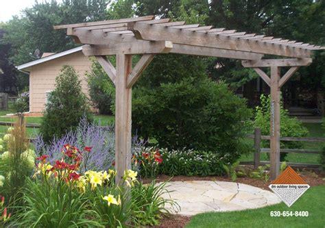 Arbors And Purolas Backyard Garden Structures D M