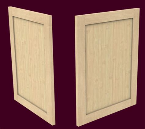 Cabinet Door Software Clone And Mirror Rotate Merge Assemblies