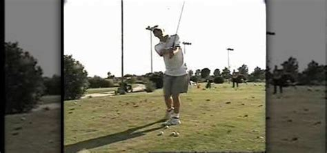 golf swing slice how to fix your golf swing slice 171 golf wonderhowto