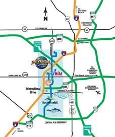 map of florida toll roads international drive orlando map orlando map orlando and maps