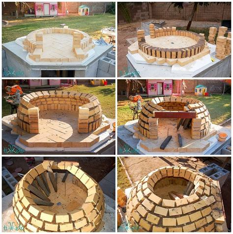 Build A Backyard Pizza Oven by 464 Best Images About Pizza Oven Designs On