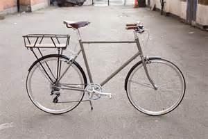 gamoh front basket and rear carrier a bike side