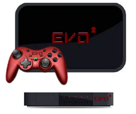 evo 2 android based gaming console